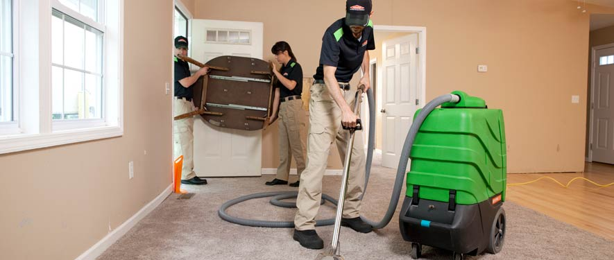 Montclair, NJ residential restoration cleaning